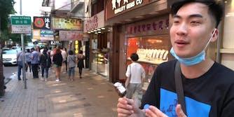 ricegum visits hong kong