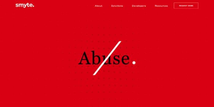 Smyte webpage