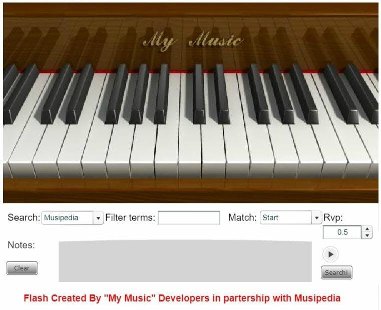 song identifier online - musicpedia