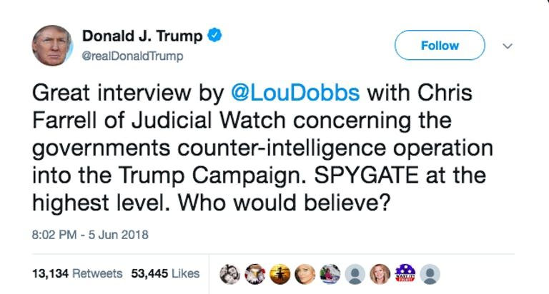 what is spygate