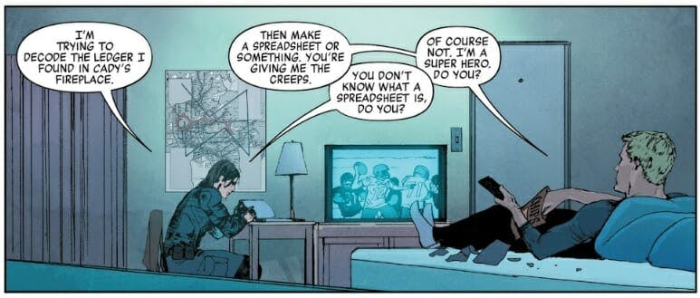 best new comics 2018 - tales of suspense