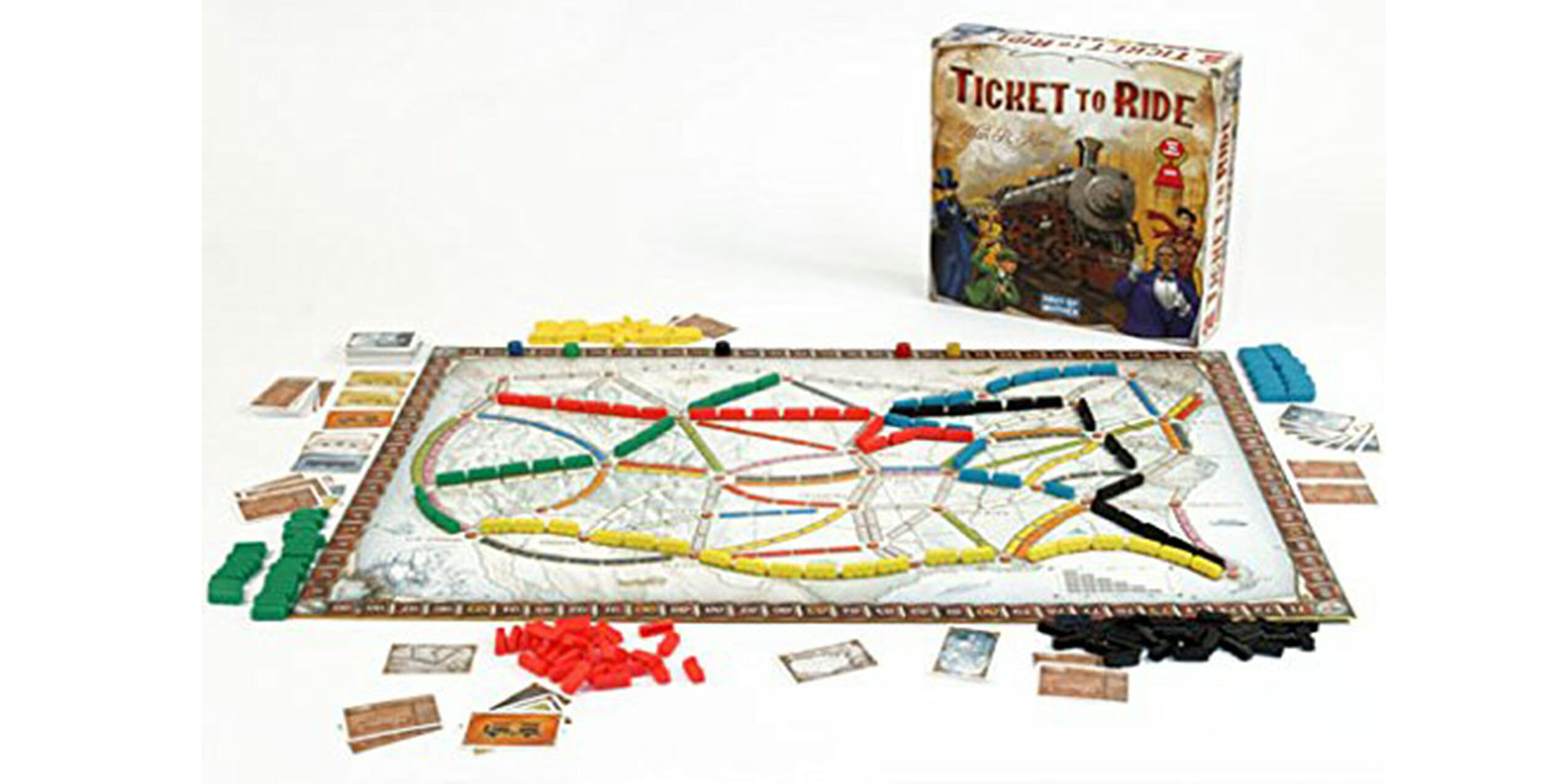 2 player board games