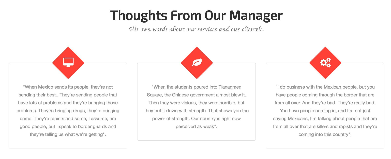 trumphotels.org screenshot