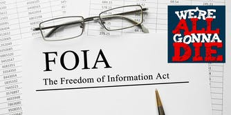 WAGD podcast discusses FOIA