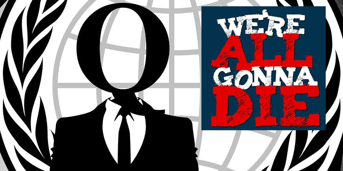 wagd podcast discusses q anon