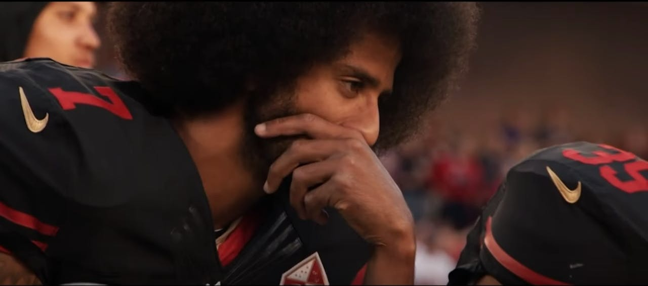 what does wig mean - colin kaepernick