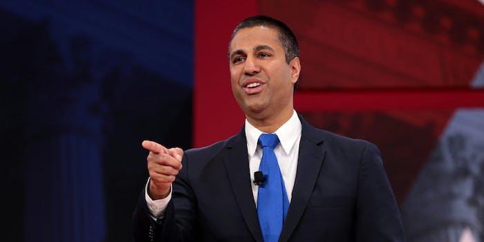 FCC fake comments net neutrality