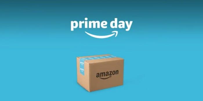 Amazon Prime Day box logo