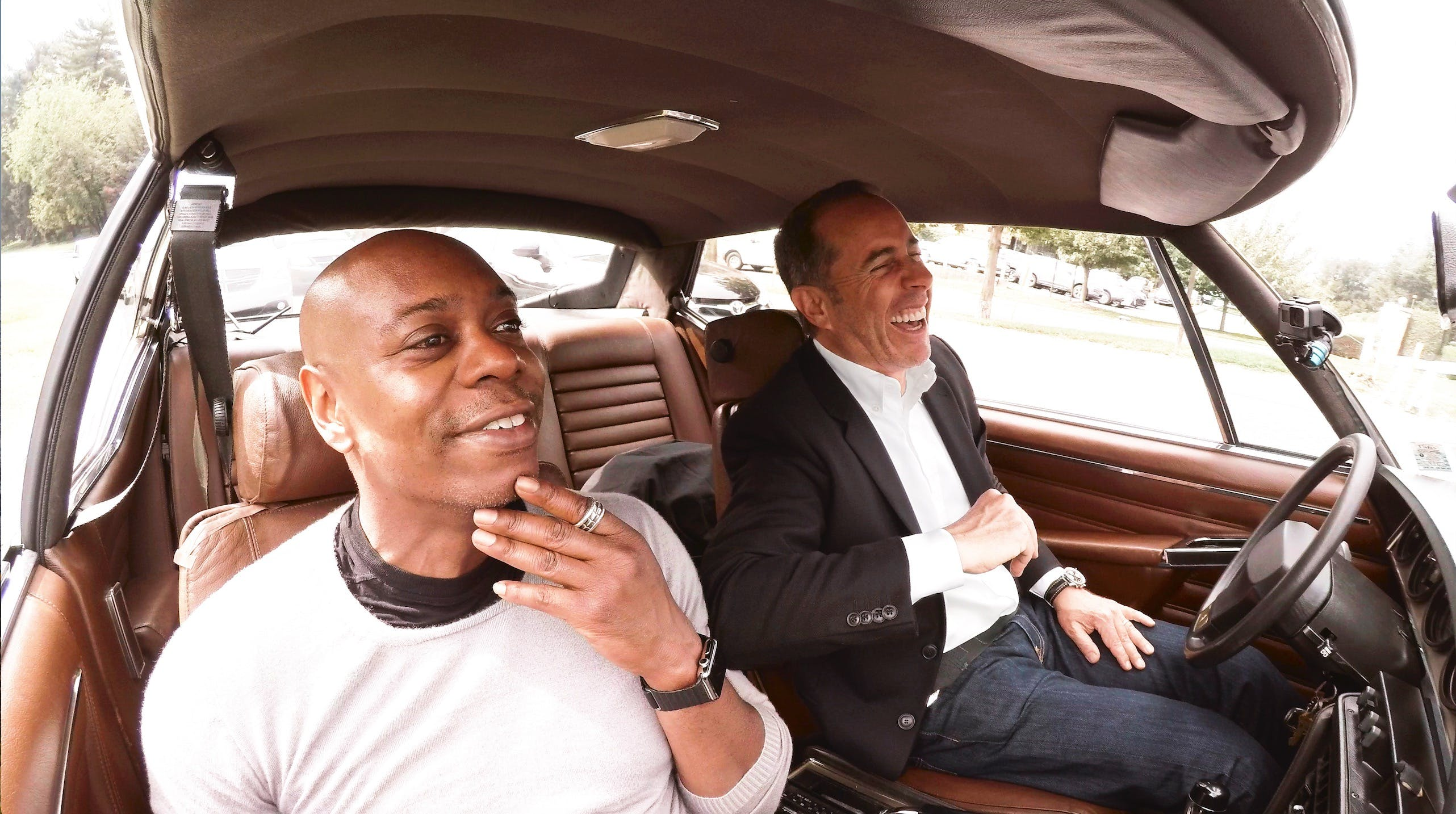 Comedians in Cars Getting Coffee review