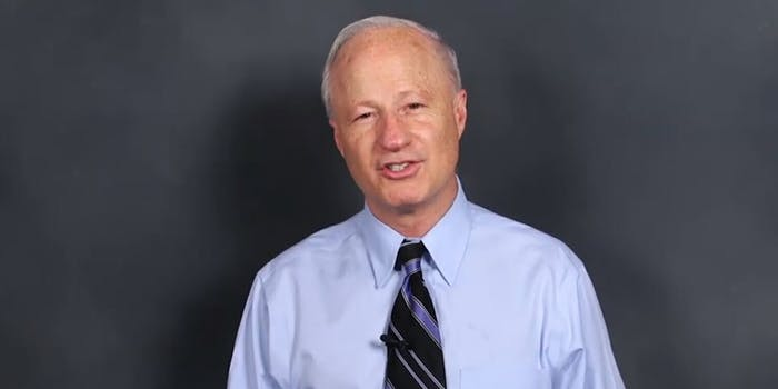 Rep. Mike Coffman became the first Republican in the House to support the net neutrality CRA