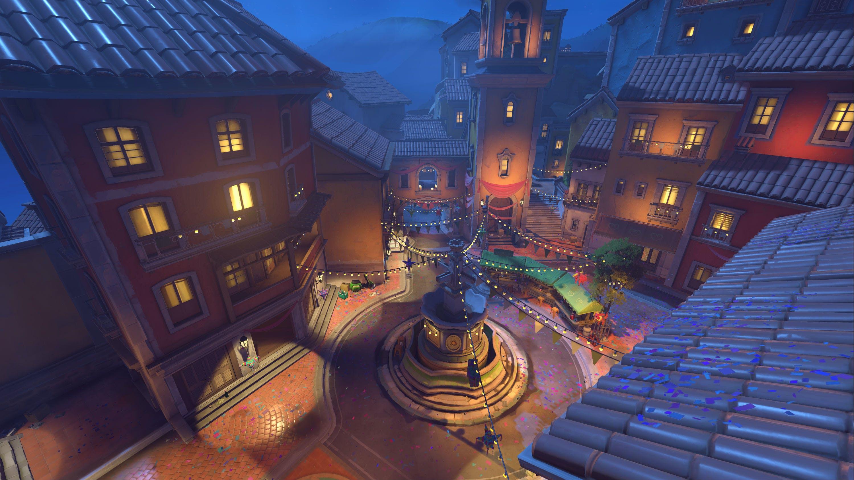 Overwatch Maps Dorado