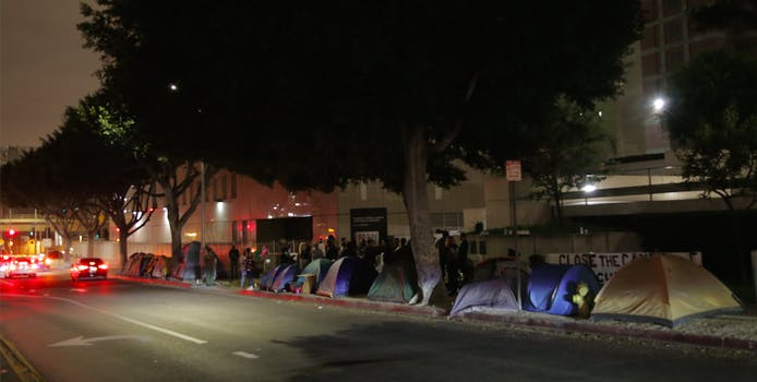 Occupy ICE LA