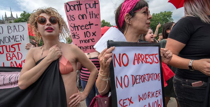 what is a sex worker