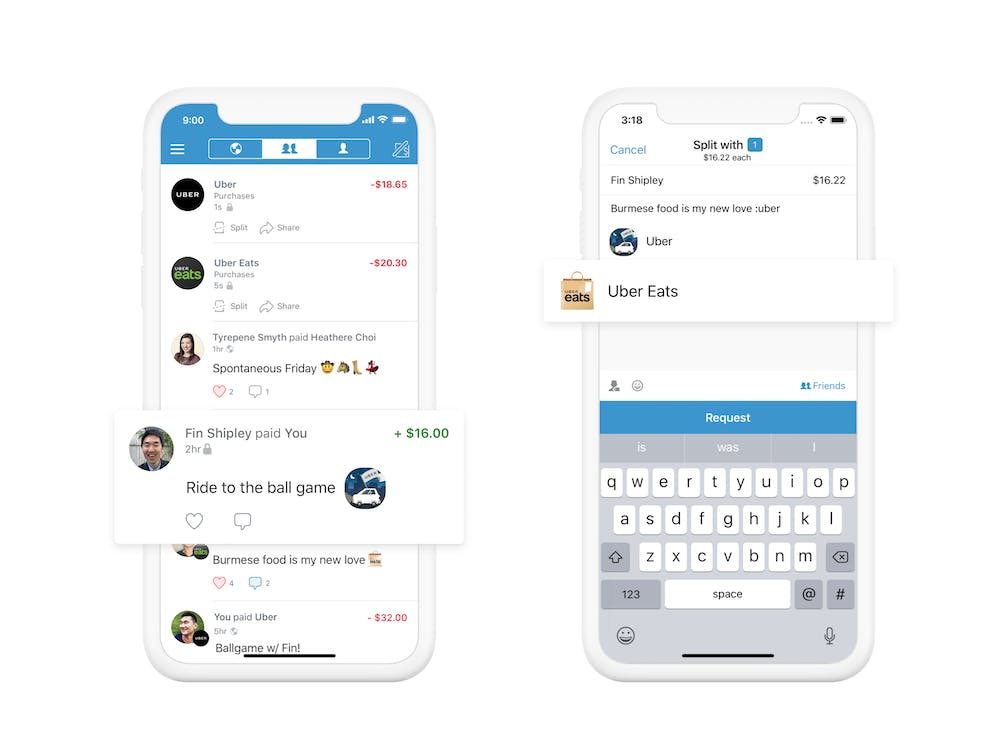 Use Venmo With Uber screenshots