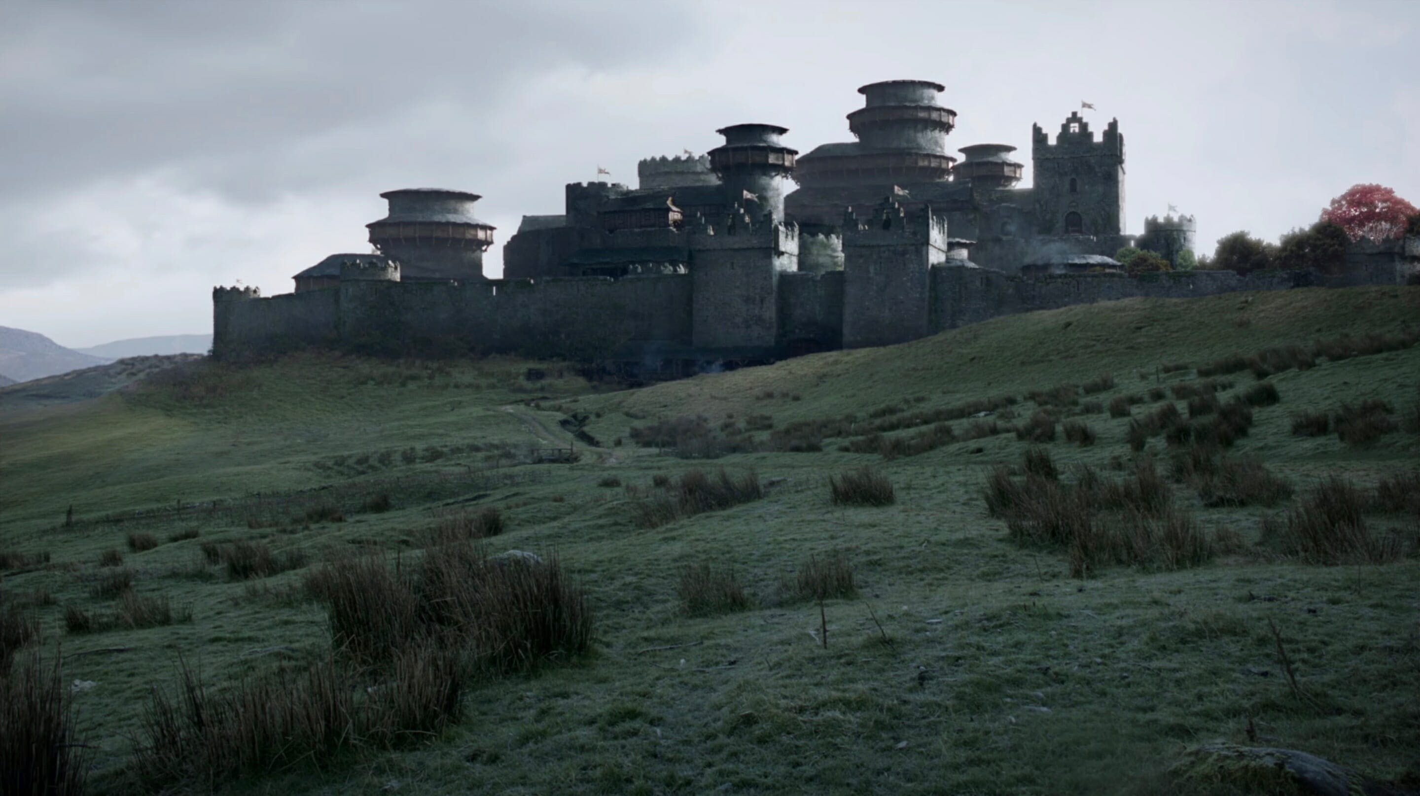 age of heroes : winterfell