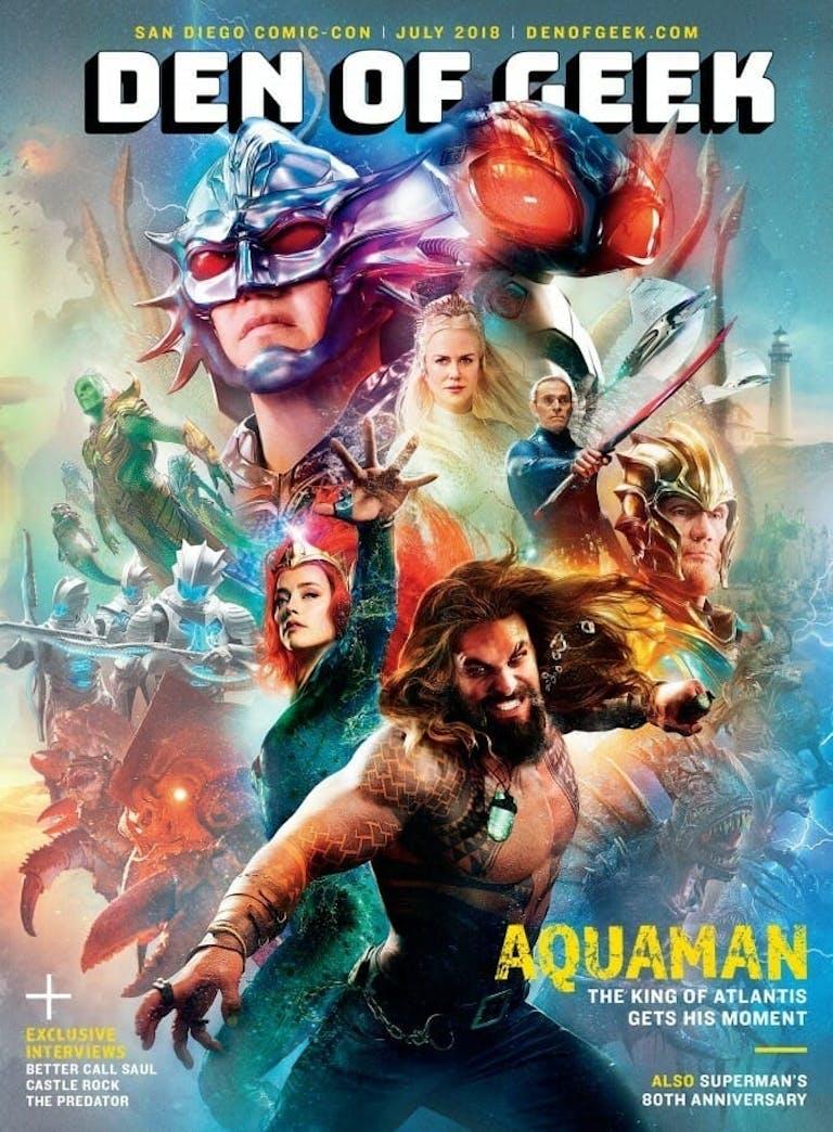 aquaman movie cast