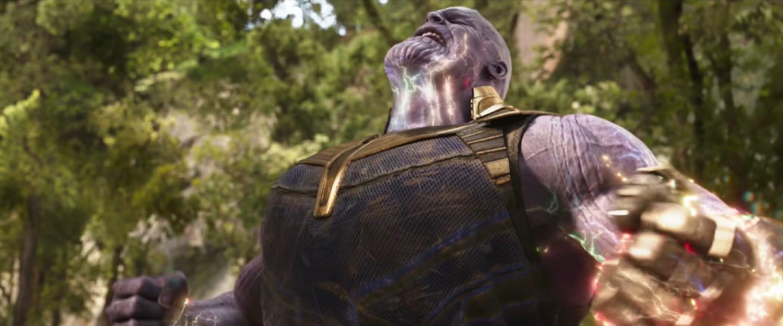 mcu movies order - avengers infinity war
