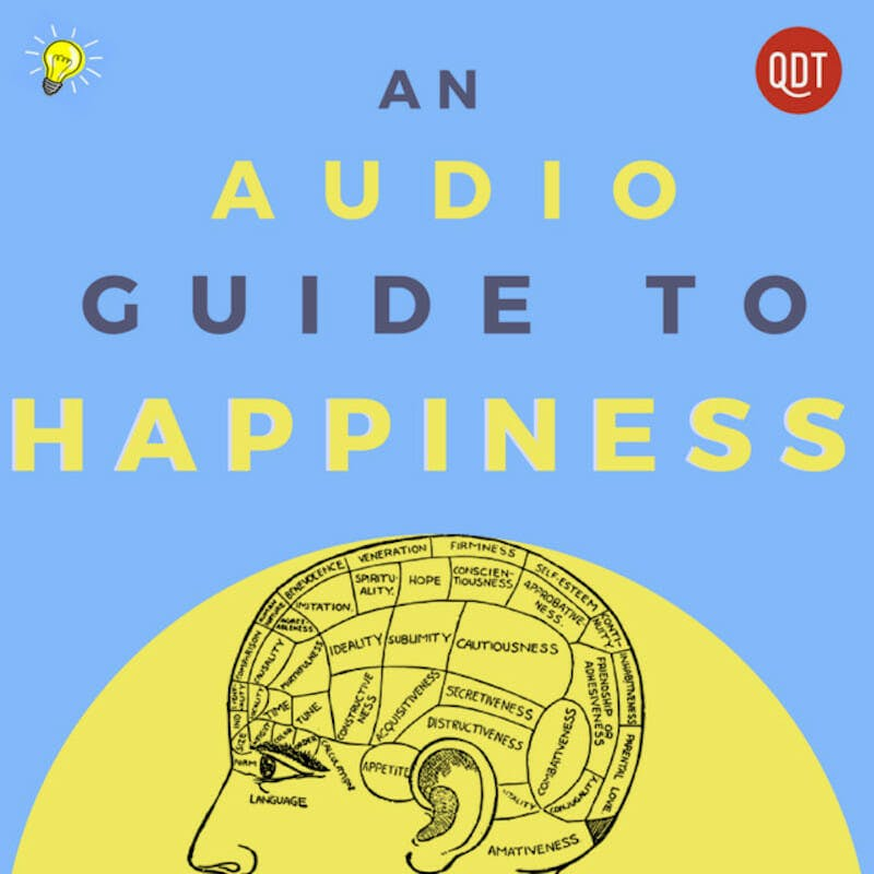 best podcasts on spotify - an audio guide to happiness