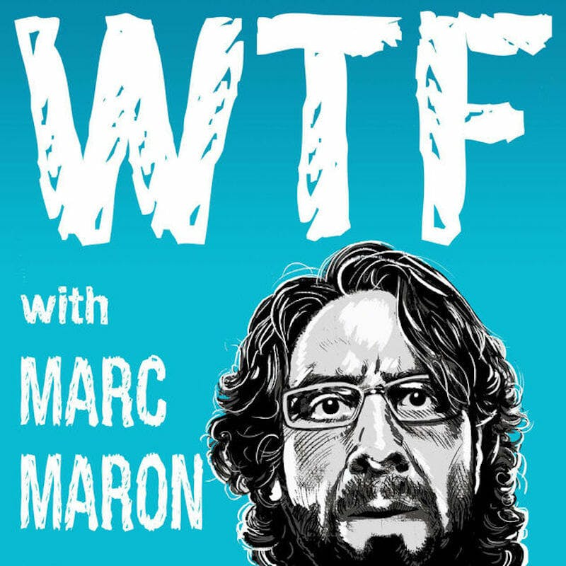 best podcasts on spotify - wtf with marc maron