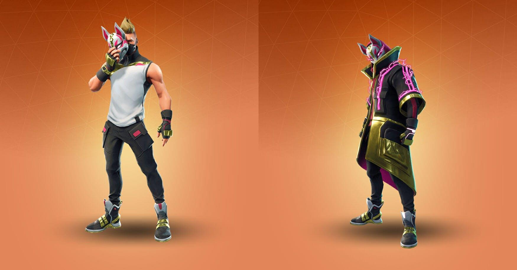 best fortnite skins : drift