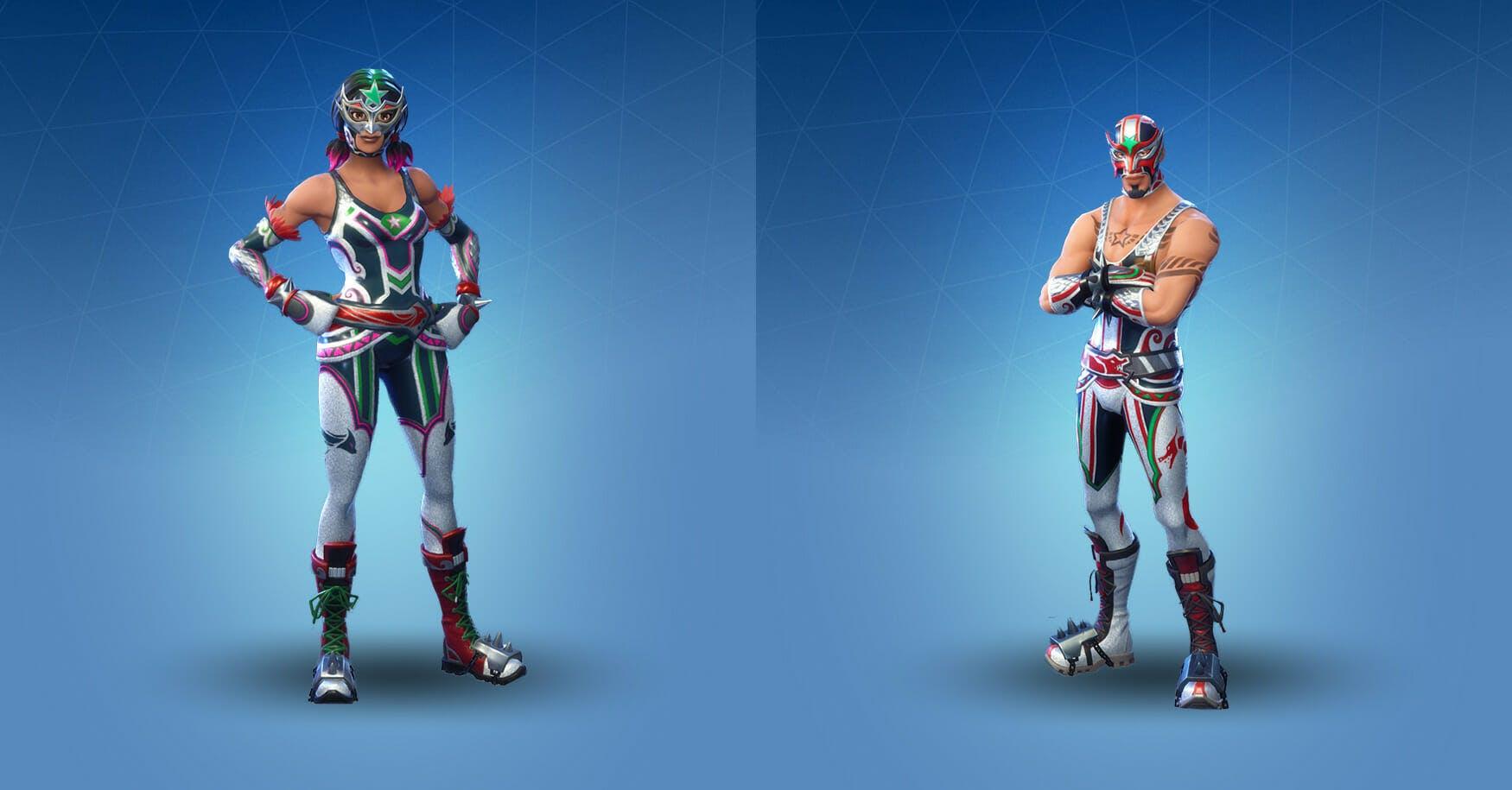 best fortnite skins : dynamo masked fury