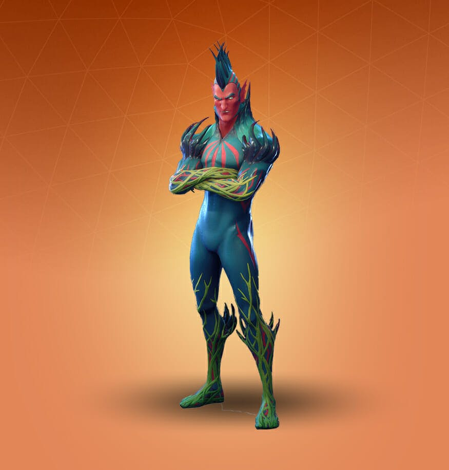 best fortnite skins : flytrap