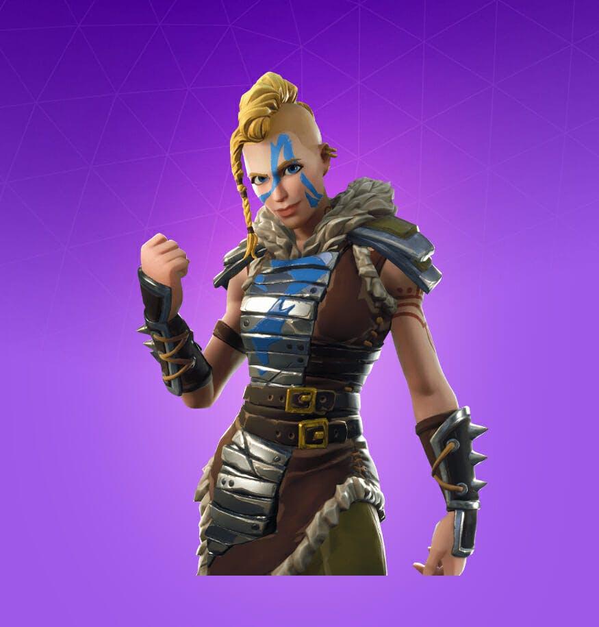 all fortnite skins : huntress