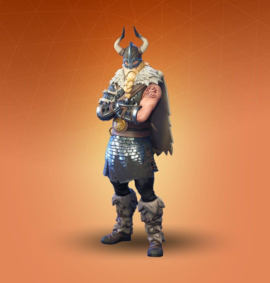 battle royale fortnite skins : magnus