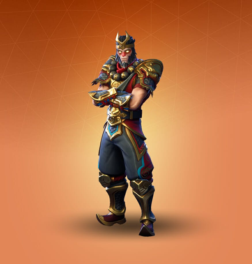 fortnite battle royale skins : wukong
