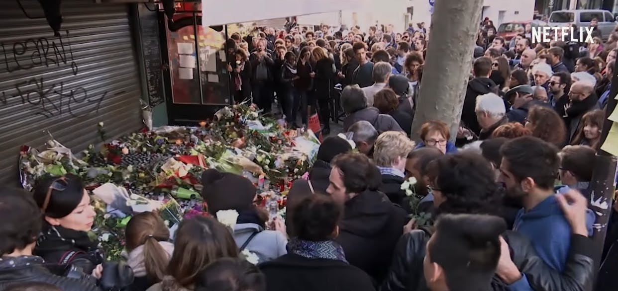 best french movies netflix - November 13 : The Attacks on Paris