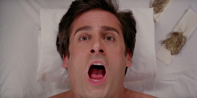best romantic comedies on netflix - 40-year-old virgin