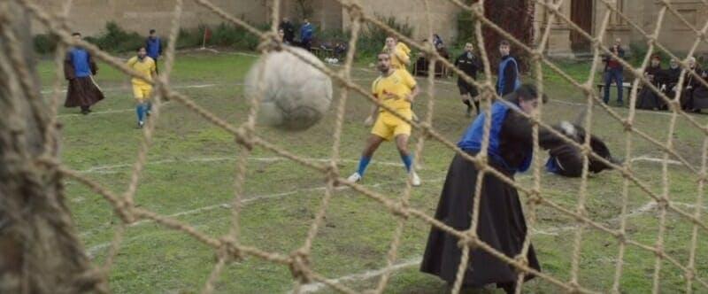 Best soccer movies Netflix Holy Goalie