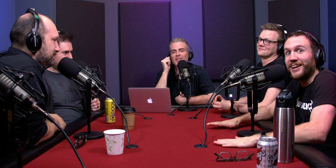 video game podcasts : bombcast beastcast