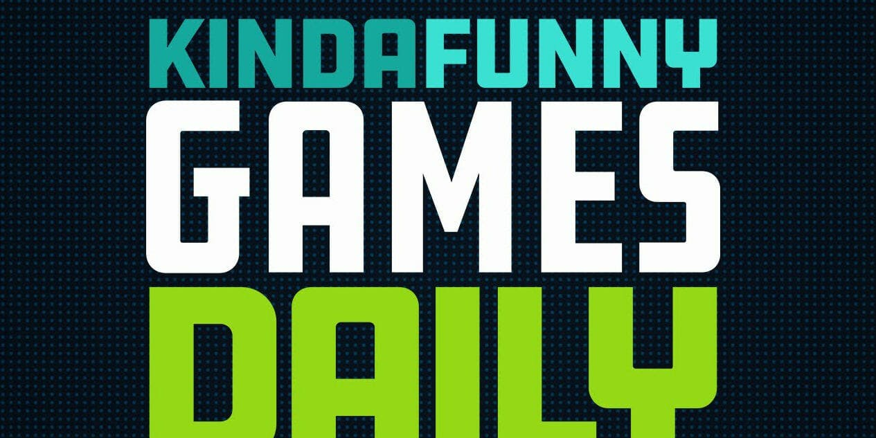 best gaming podcasts : kinda funny