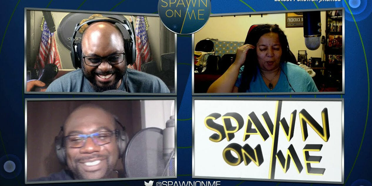 gaming podcasts : spawn on me