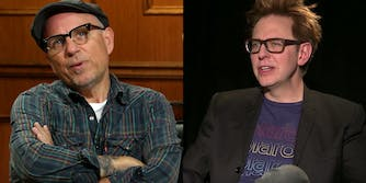 Bobcat Goldthwait posted an Instagram photo in defense of James Gunn, who was recently fired by Disney.