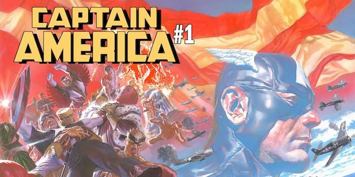 captain america 2018 review