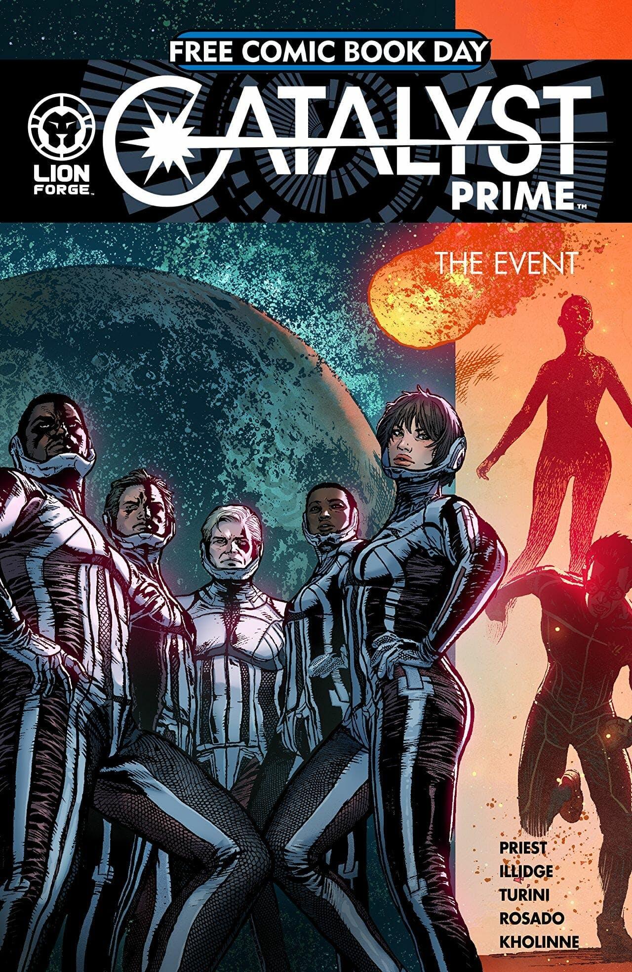 catalyst prime comic