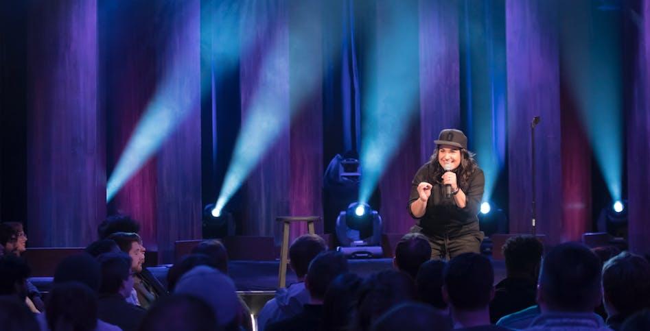 comedy lineup review netflix