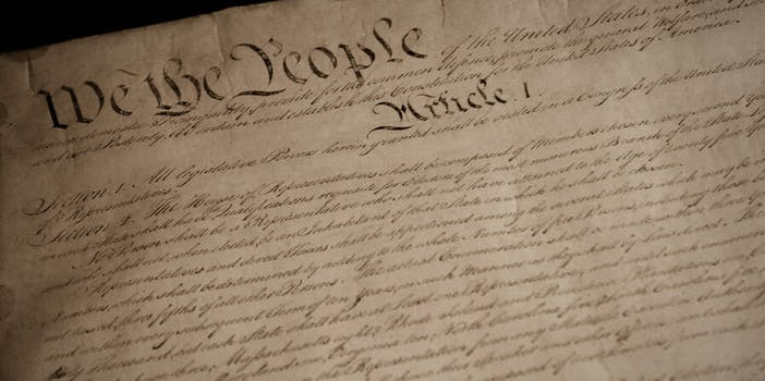 Facebook apologized for flagging and removing a passage from the Declaration of Independence.