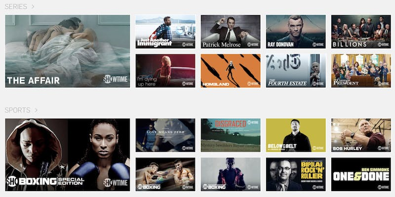 how to watch showtime on hulu