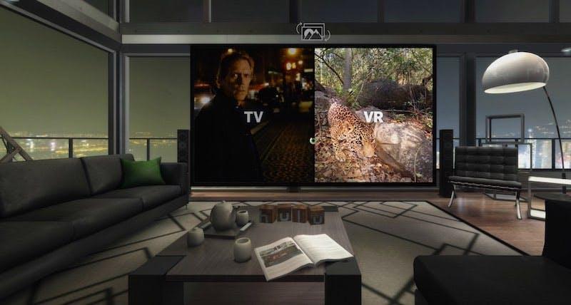 hulu vr - interactive environments