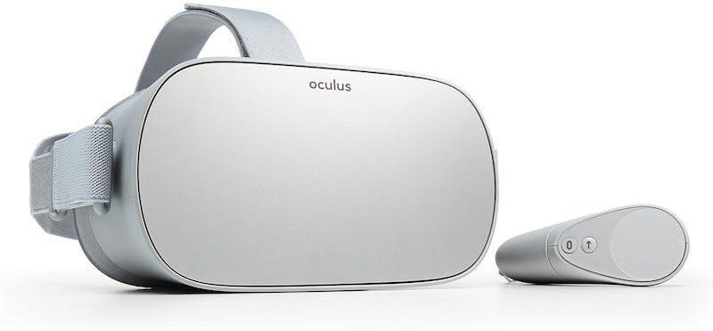 hulu vr - oculus go