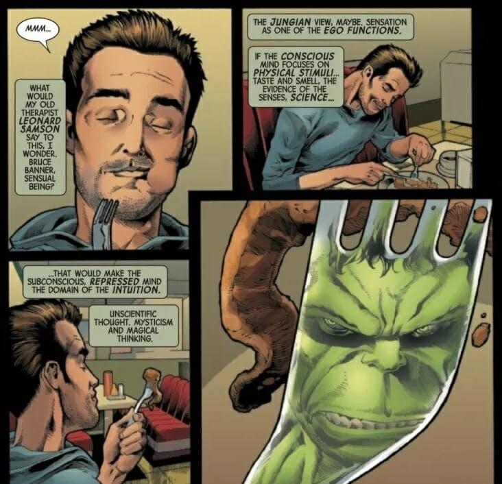 immortal hulk comic