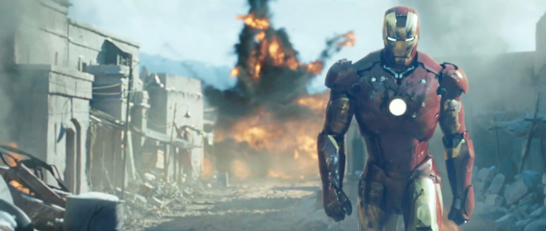 mcu movie order - iron man