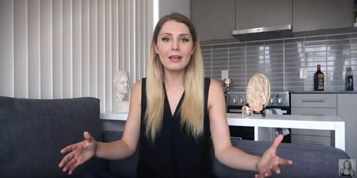 Lauren Southern Australia visa problems