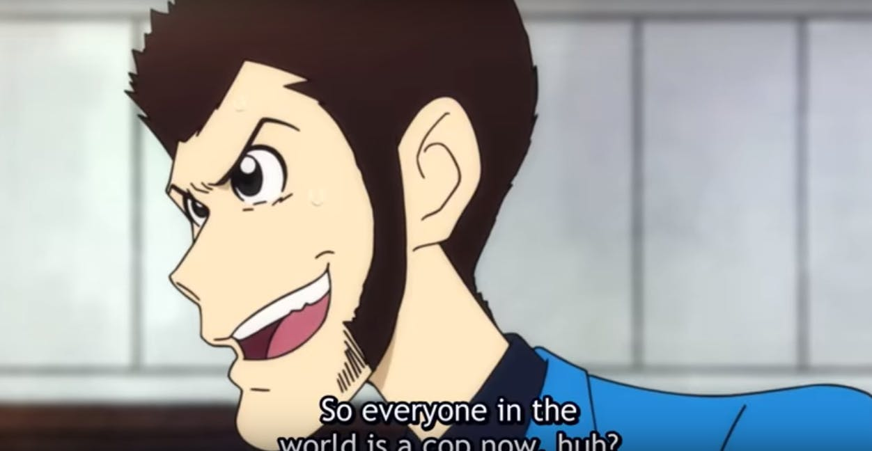 lupin the third streaming