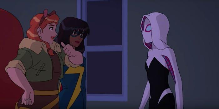 'Marvel Rising': Female Superheroes Unite for TV Series, Comics