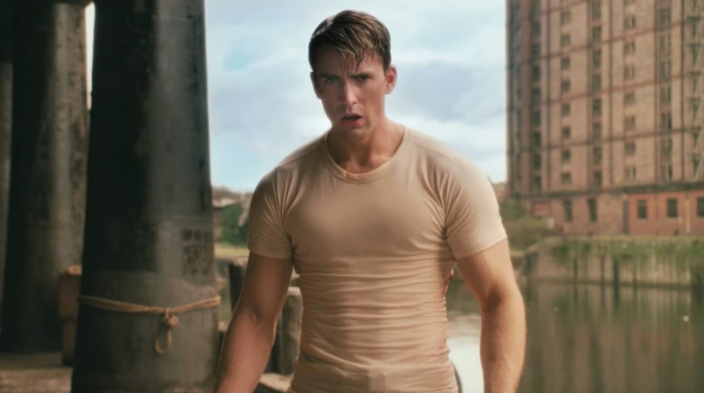 mcu in order - captain america: first avenger