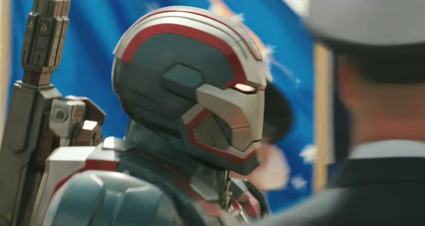 mcu movies release order - iron man 3